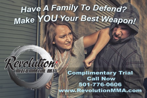 Revolution MMA Hosts Women's & Veteran's Self Defense Seminars