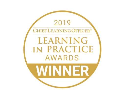 Fulcrum Labs Takes Home a Top Honor in CLO Magazine's 2019 Learning in Practice Awards
