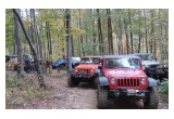 Adventure Off Road Park Crawling for Reid Trail Ride