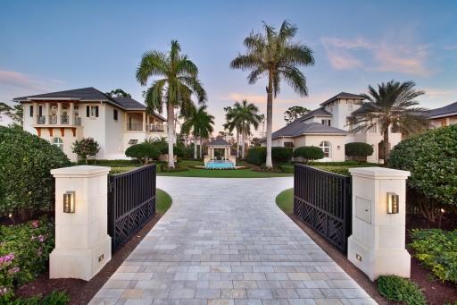 Naples Estate With Double Homesite in Estuary at Grey Oaks Enters Market for $8.95 Million