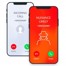 Phone with Nuisance Call Detection