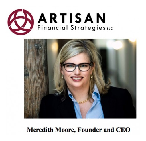 Artisan Financial Strategies Reveals New Research in White Paper: 'Designing Your Economic Masterpiece in a Man's World'