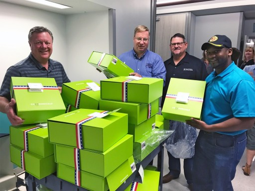 CUNA Mutual Group Delivers Cheer to Veterans With Cheeriodicals