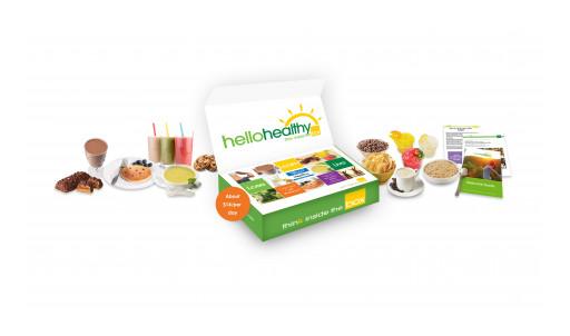 Hello Healthy Box Voted Best Work From Home Diet 2020