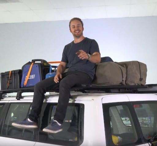 Roof Racks - the Foundation of Any Reliable Campsite
