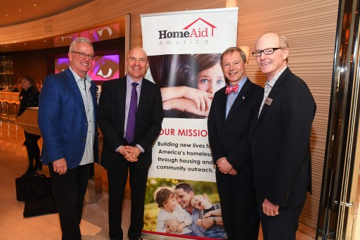 Meyers Research Raises $55,000 to Support HomeAid