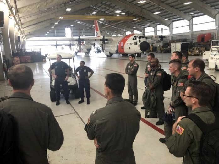 Hurricane Dorian Alerts U.S. Coast Guards To Rescue The Unfortunate In The Bahamas