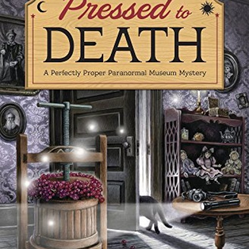 Author Kirsten Weiss Releases 'Pressed to Death'