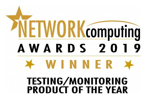 Netreo's OmniCenter Achieves Product of the Year Honors for Fourth Consecutive Year at Network Computing UK Awards Ceremony