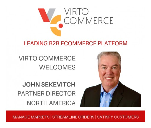 Virto Commerce Boosts Partner Recruitment With New North American Partner Director