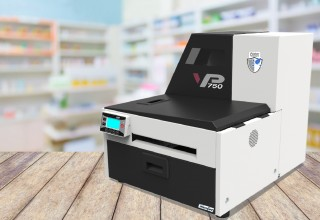 VP750 - Water fast color label printer