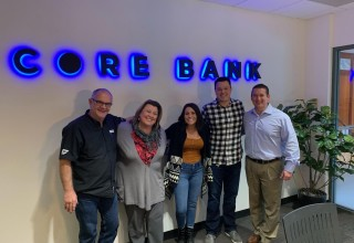 Closing at Core Bank