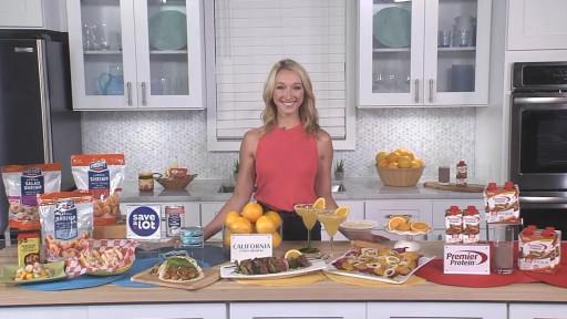 Erin Stewart Shares Ways to Freshen Up a Summer Menu With the TipsOnTV Blog