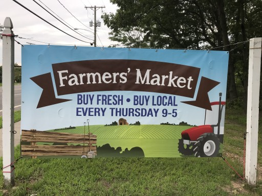 New Farmers Market Debuts in Toms River