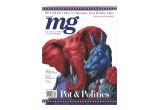 mg magazine's October Issue Spotlights Pot and Politics