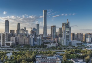 Citic Tower, Beijing, China