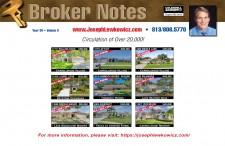 Broker Notes