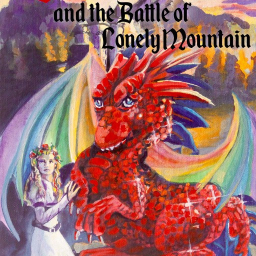 """Dragons & Princess Teach a Lesson in Karma in Award Winning Author, Valerie Pike's """"Crimson and the Battle of Lonely Mountain"""""""