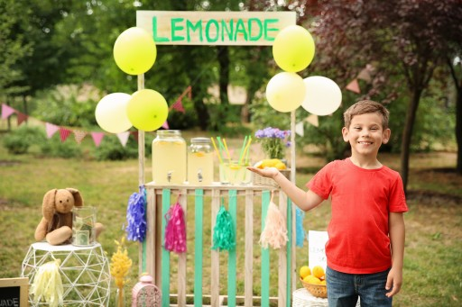 CEO, Brandon Frere: Entrepreneurial 7-Year-Old Persists Even After Lemonade Stand is Shut Down