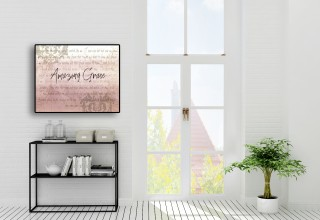 Amazing Grace Fine Art Prints and Canvas
