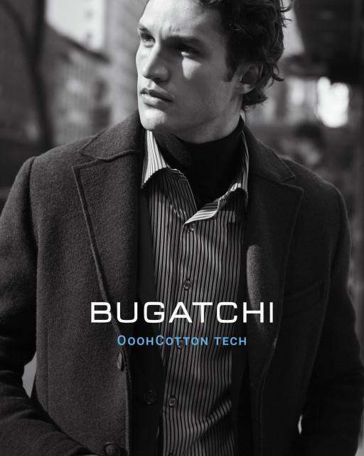 BUGATCHI Launches Fall/Winter 20 With Its Revolutionary and Exclusive Ooohcotton® Tech Fabric