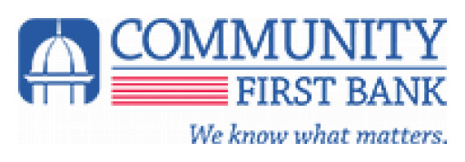 Community First Bancorporation Announces Completion of Tennessee Branch Conversions
