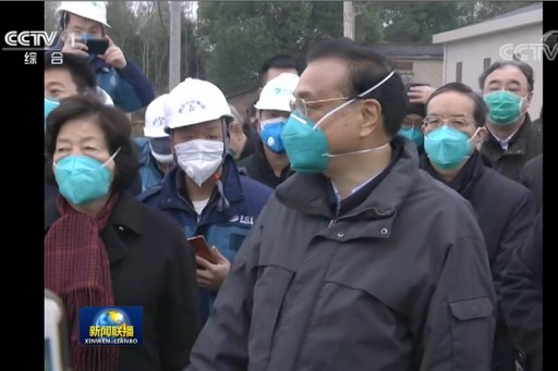 Chinese Companies Assist in the Response to Coronavirus Epidemic
