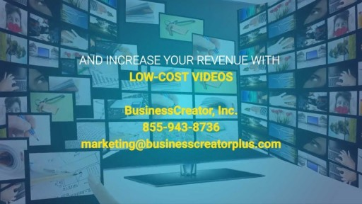 Video Creation-Video Production-Video Marketing- 855-943-8736
