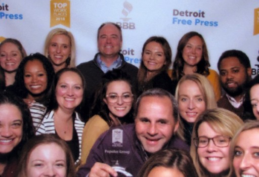 Populus Group Named One of the Top Workplaces in Michigan