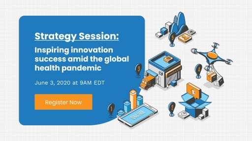Planbox Joins Innovation Leaders for 'Inspiring Innovation Success Amid the Global Health Pandemic' Webinar