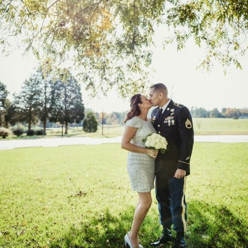 Vows for Vets at Raleigh's Outdoor Wedding Venue, the Rand-Bryan House