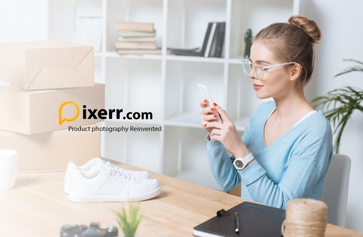 Introducing Pixerr: The First Ever Platform for Easier Product Photography
