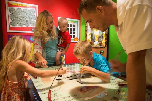 Ripley's Believe or Not! and Ripley's Super Fun Zone of Branson Are Now Certified Autism Centers™