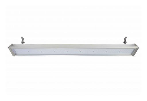 Larson Electronics Releases General-Use, High-Bay LED Light Fixture, 160W, 19,200 Lumens, 8' Whip