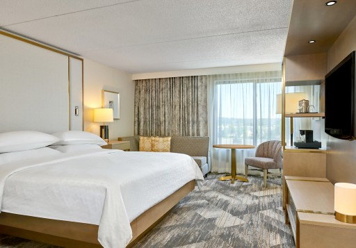 Sheraton Portland Airport Hotel Celebrates Renovation