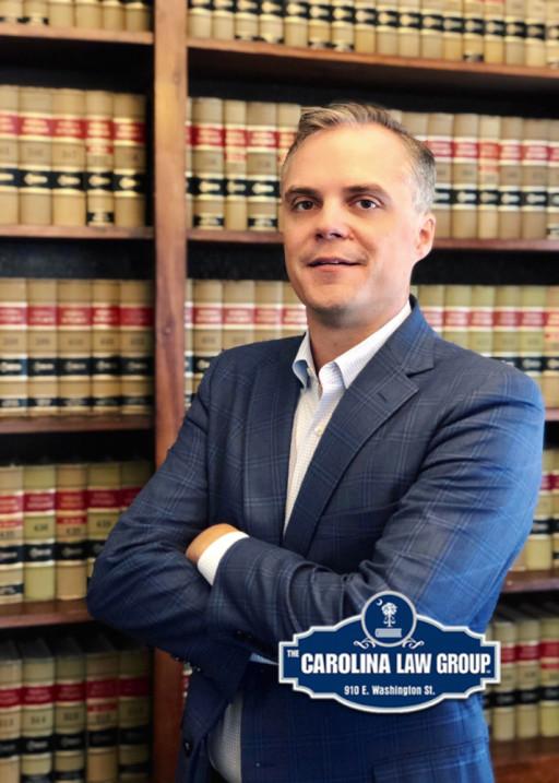 The Carolina Law Group Welcomes Attorney Hugh McAngus