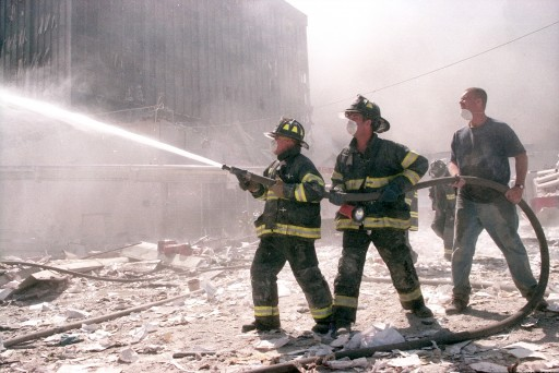 Hansen & Rosasco Salute First Responders and Survivors on the 19th Anniversary of September 11