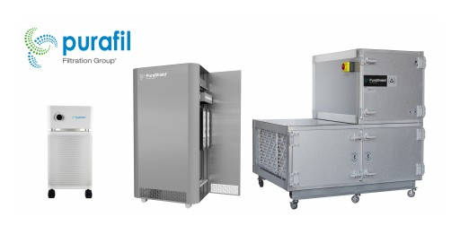 Purafil Launches Antimicrobial, Multi-Stage Filtration That Destroys Viruses & Bacteria on Contact