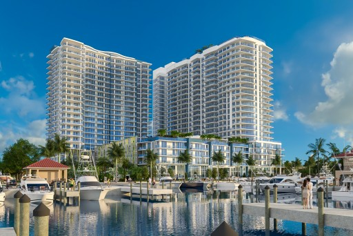 Luxury Condominium Project by Forest Development Approved for Lake Park