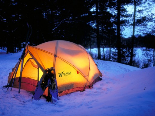 7 Useful Winter Camping Tips