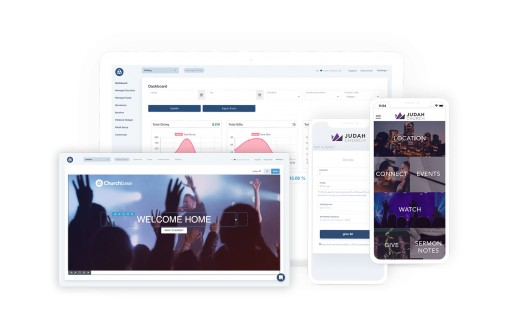 Church Base Releases the First Church Management Suite