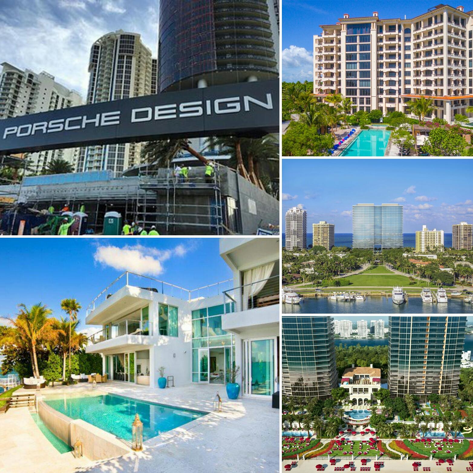 Attractive Miami Luxury Real Estate