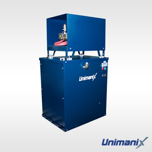 Unimanix Starts Manufacturing All-Electric Pressure Washers Based on the Heat Exchange System