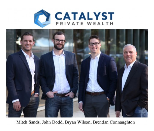 Catalyst Private Wealth Opens Its Doors in San Francisco