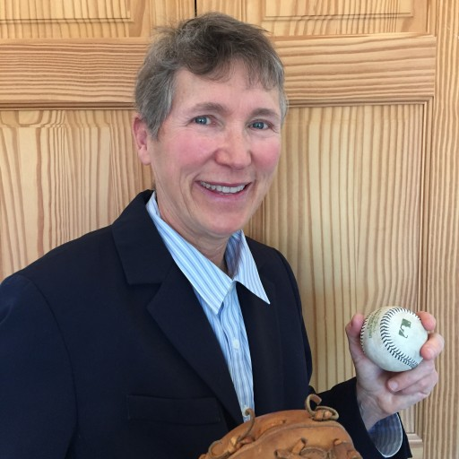 Commander (Ret) Valerie Moule' is Visiting Every MLB Baseball Park
