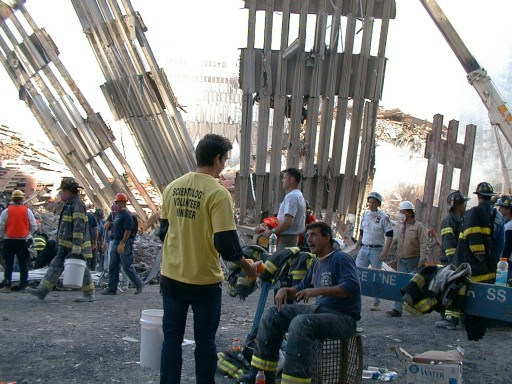9/11 New York: The Heroes and Their Legacy