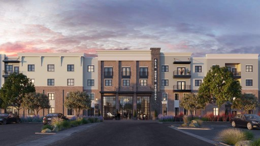 Wood Partners Announces Grand Opening of Alta North Central in Phoenix