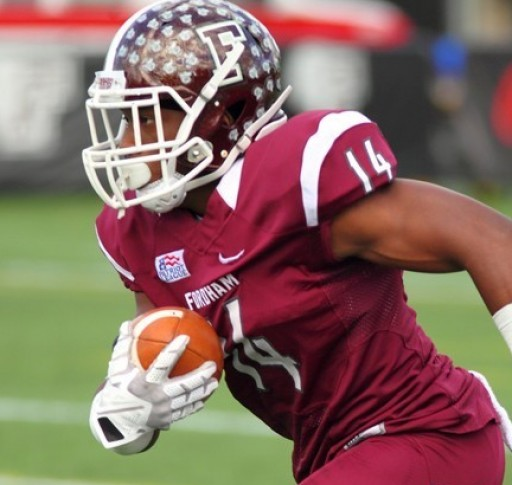 Defensive Back and Kick Returner Jihaad Pretlow of Fordham Will Compete in Pro Day March 29th, per Inspired Athletes