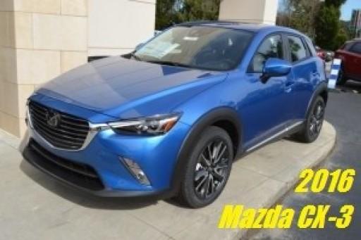 Beach Mazda Announces That 4 Award Winning Mazdas Are Now Featured at Beach Mazda in Myrtle Beach, SC