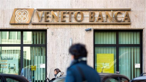 Hamilton Crawford - Italy Backstops 2 Banks at Cost of €17Bn